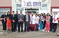 GÜNDOĞAN - Başkan Gündoğan Sağlık Çalışanlarıyla Buluştu