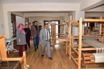 PATENT - Başkan Yağcı'dan Osmanlı Kültür Ve El Sanatları Merkezine Ziyaret
