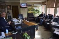 SARMAŞıK - Başkan Yaman'a Ziyaretler Devam Ediyor