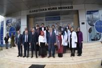 HÜSEYIN AYAZ - Başkanlar, Başiskele'deki Kurs Merkezlerini Ziyaret Etti
