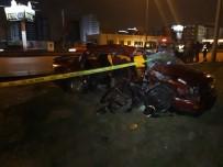 PLEVNE MAHALLESI - Başkent'te Trafik Kazası Açıklaması 2 Ölü, 2 Yaralı