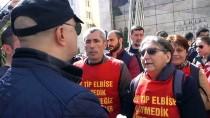 GALATASARAY MEYDANI - Beyoğlu'nda İzinsiz Gösteri
