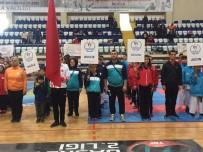 YAMAÇ PARAŞÜTÜ - Bilecikli Sporcular Muğla'da Boy Gösterdi