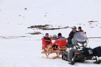HELİKOPTER KAZASI - Bingöl'de Helikopter Kazası Ve Çığ Tatbikatı
