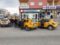 KIŞ MEVSİMİ - Çaldıran'da Taksici Esnafına Isıtmalı Durak