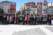 ÇANAKKALE ONSEKIZ MART ÜNIVERSITESI - Çanakkale'de 14 Mart Tıp Bayramı Törenle Kutlandı