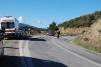 MUSTAFA KOÇ - Çanakkale'de Trafik Kazası Açıklaması 3 Yaralı