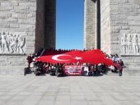 Çanakkale'den Afrin'e Selam Gönderdiler