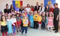BERKİN ELVAN - Çankayalı Minikler Bu Kez Romanya'yı Tanıdı