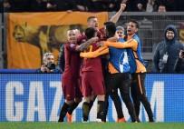 SHAKHTAR DONETSK - Cengiz'li Roma Çeyrek Finalde