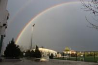 DENIZLISPOR - Çift Gökkuşağı İzleyenleri Büyüledi