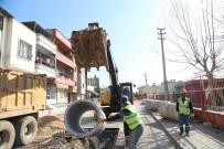 YAĞAN - Çilek Mahallesi'nin Alt Yapı Sorunu Ortadan Kalkıyor
