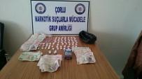 SENTETIK - Çorlu'da Uyuşturucu Operasyonu Açıklaması 3 Gözaltı