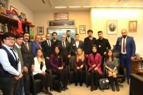 ANKARA ÜNIVERSITESI - Cumhurbaşkanı Başdanışmanı Topçu Açıklaması'şehit Orhan'ımıza Kuran Ümmetinden Selam Olsun'
