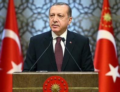 Cumhurbaşkanı Erdoğan: Temenni ederim ki Afrin akşama kadar düşmüş olur