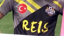 CİHAN KAYAALP - Diyarbakır'da Amatör Lig'de Mehmetçik'e 'Pankartlı' Destek