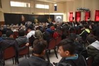Dursunbey'de Uyuşturucunun Zararları Tiyatro İle Anlatıldı
