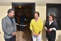 EDREMIT BELEDIYESI - Edremit'te 'Tezhip Sanatı' Sergisi Açıldı