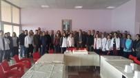 ANMA ETKİNLİĞİ - Eğirdir'de 14 Mart Tıp Bayramı Kutlamaları