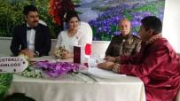 NİKAH TÖRENİ - Emniyet Müdürü Dilberoğlu Nikah Şahitliği Yaptı