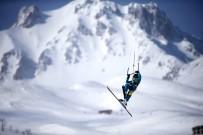 ERCIYES - Erciyes Kayak Merkezi Dünyada Bir İlki Yapacak