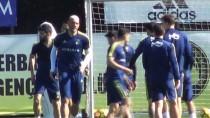 İSMAIL KÖYBAŞı - Fenerbahçe Derbi Hazırlıklarını Sürdürdü