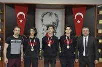 KIMYA - Gaziantep Kolej Vakfı Özel Liseleri Başarıya Doymuyor
