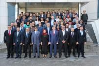 GÖKMEN - Genel Sekreter Bayram, 'Canla Başla Çalışıyoruz'