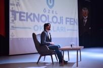 GÖKHAN GÜLEÇ - Gökhan Güleç, Futboldan Yazılıma Giden Yolda Yaşadıklarını Anlattı