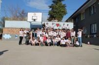 ALI UYSAL - Gönüllü Gençlerden Sağlıklı Okul Projesi