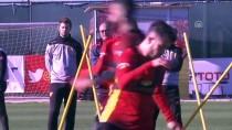 GÖZTEPE - Göztepeli Futbolcular Hedef Büyüttü