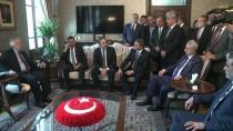 ERDAL ATA - Gümrük Ve Ticaret Bakanı Tüfenkci, Hatay'da