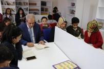 HÜSNÜ ÖZYEĞIN - Haliliye'de  'Annemle Okuyorum' Projesi Başlatıldı