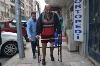 PROTEZ BACAK - Hayalini Kurduğu Protez Bacaklara Kavuştu