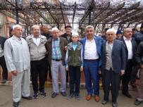 KASIDE - Hisarcık'ta Umre Kafilesi Kutsal Topraklara Uğurlandı