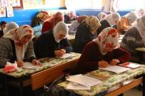 ERCAN ÖZDEMIR - Hizan'da Okuma-Yazma Seferberliğine Yoğun İlgi