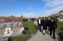 YEREBATAN SARNıCı - İBB'den Diyanet Temsilcilerine Ve Üniversite Öğrencilerine İstanbul Gezisi