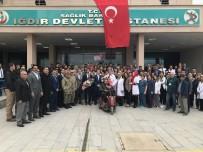 ENVER ÜNLÜ - Iğdır'da Tıp Bayramı Kutlandı