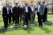 FUTBOL TURNUVASI - 'İmam Hatip Okulları Futbol Turnuvası' Başladı