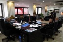 YUSUF ZIYA GÜNAYDıN - Isparta Belediyesinden Yeni Huzurevi Müjdesi