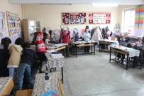 MİMAR SİNAN - İstanbullu Minik Öğrencilerden Ağrılı Öğrencilere Mektup