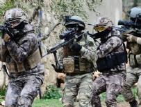 POLİS ÖZEL HAREKAT - İşte operasyonlarındaki ilk hedef