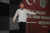 SINIF ÖĞRETMENİ - ''İstiklal Marşı'nı Ezbere Ve Güzel Okuma'' Yarışmasının Birincisi Belli Oldu
