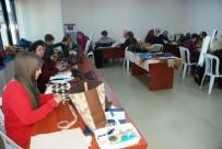 EL SANATLARI - İZMEK Deri Çanta Yapım Kursu Eğitime Başladı