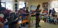 EMNIYET KEMERI - Jandarmadan Minik Öğrencilere Özel Eğitim
