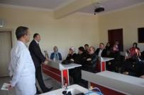 VELI TOPLANTıSı - Kardelen Koleji'nde Lise Veli Toplantısı Yapıldı