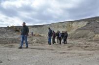 ÇİMENTO FABRİKASI - Kars'ta Taş Ocakları Köylüleri Tedirgin Ediyor