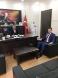 ÇETIN KıLıNÇ - Kaymakam Kılınç'tan Başhekime Tıp Bayramı Ziyareti
