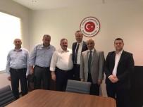 SERBEST BÖLGE - Kayseri OSB Türk Ticaret Merkezleri Projesi  (Expo Center) İle Dünyaya Açılma Hedefinde