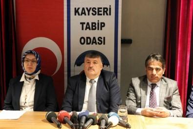 Kayseri Tabip Odası Başkanı Prof. Dr. Hüseyin Per Açıklaması 'Afrin Şehitlerine Hürmeten Hiçbir Talebimiz Yok'